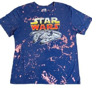 Star Wars Custom Tie Dye T-Shirt